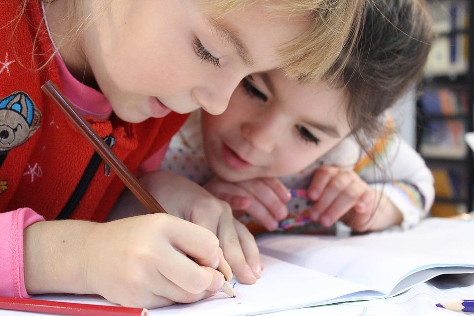 leerlingen basisschool